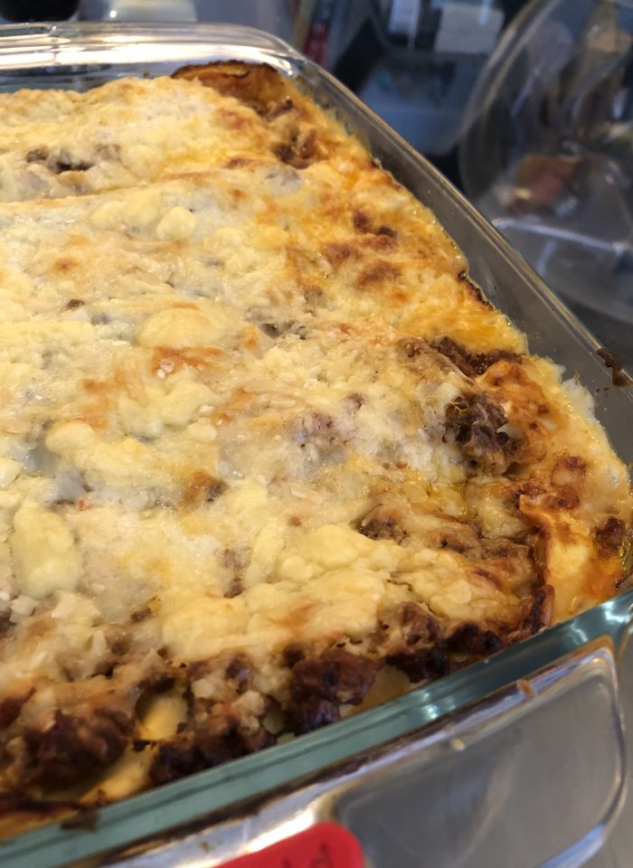 Foodie Friday: Classic Lasagne Recipe
