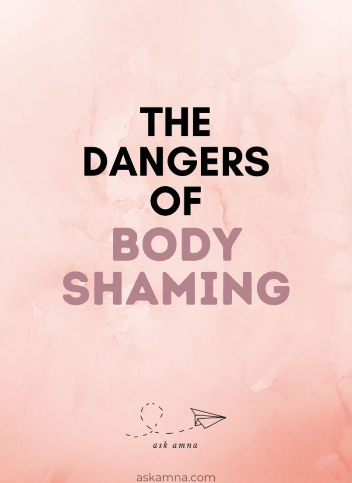 The Dangers of Body Shaming